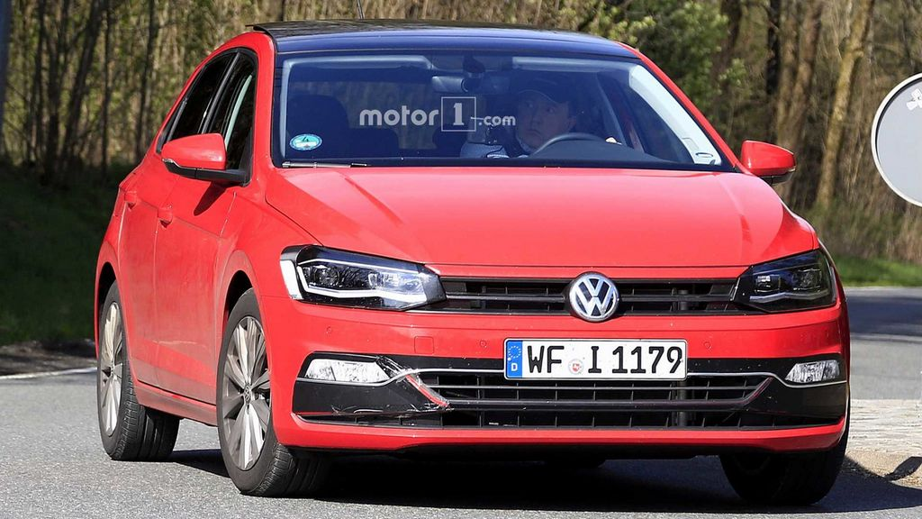 2018 volkswagen polo launch price specs features interior. Black Bedroom Furniture Sets. Home Design Ideas