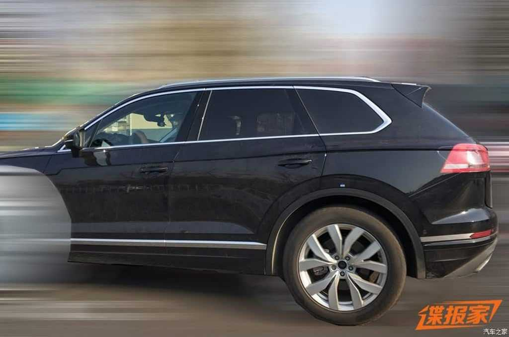volkswagen touareg suv launch price engine specs features