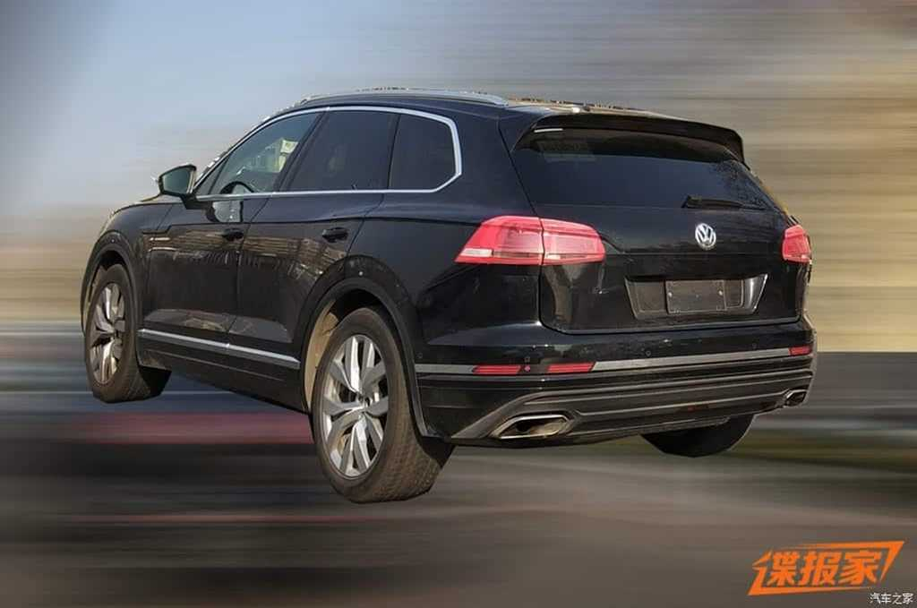 2018 Volkswagen Touareg SUV Launch, Price, Engine, Specs, Features