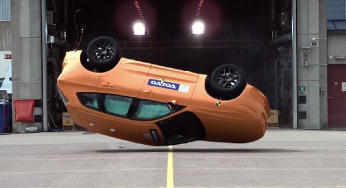 2018 Volvo XC60 Crash Test Safety