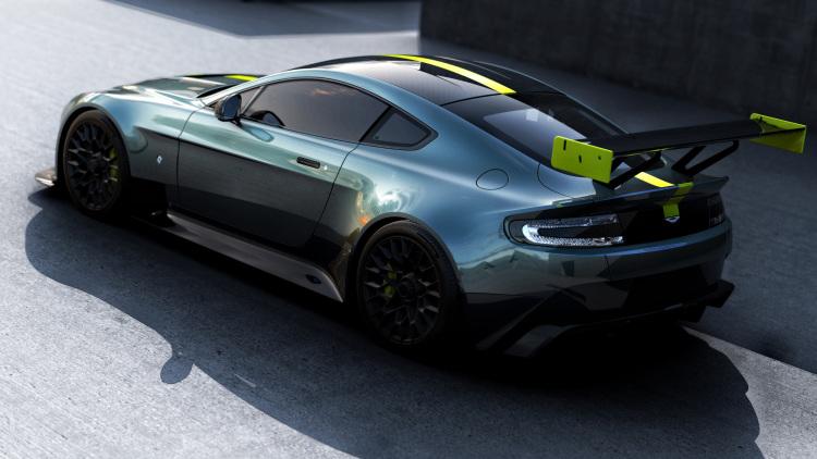 Aston Martin Vantage AMR Pro 1