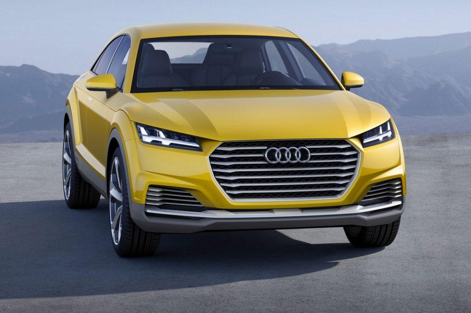 Audi TT Offroad Concept 1