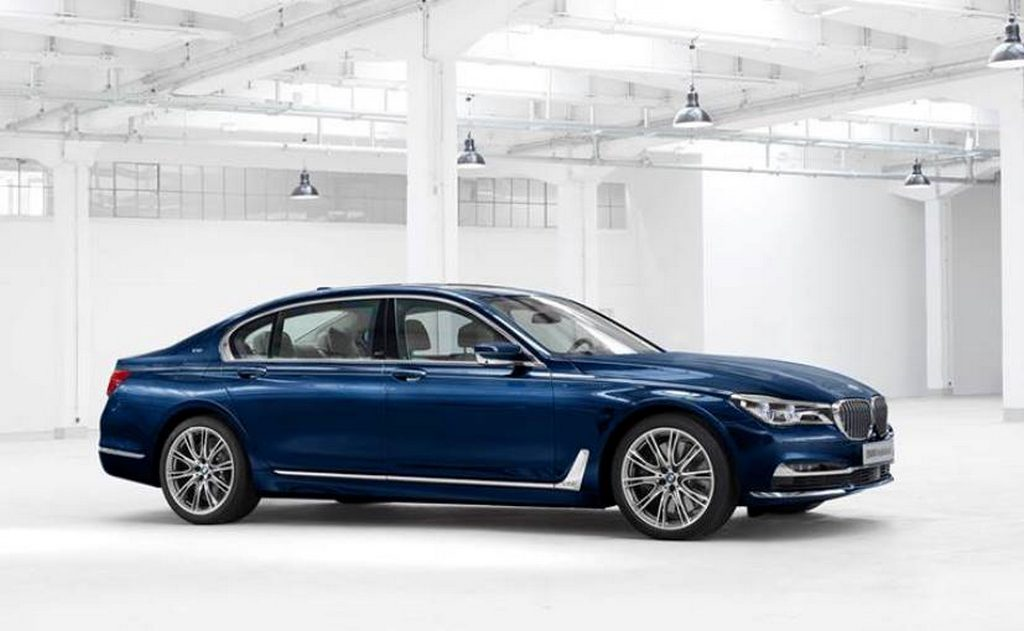 BMW Individual 7 Series THE NEXT 100 YEARS Edition