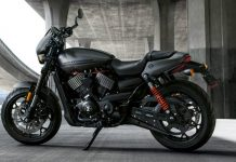 Harley-Davidson Street Rod 750 India 2