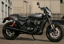 Harley-Davidson Street Rod 750 India
