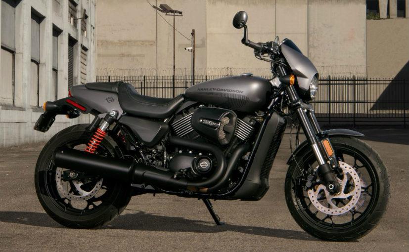 Harley-Davidson Street Rod 750 India