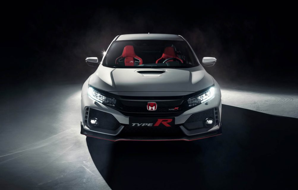 Honda 2018 Civic Type R