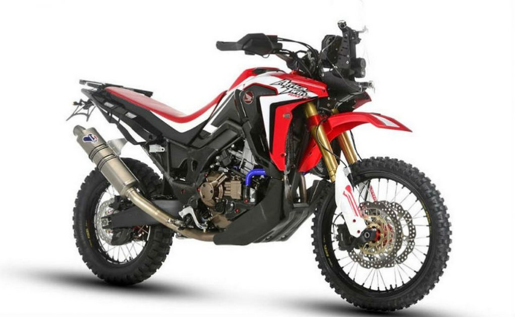 Honda Africa Twin CRF 1000L Rally 1
