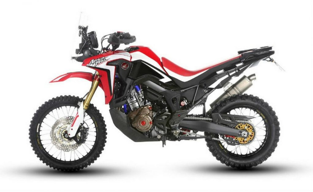 Honda Africa Twin CRF 1000L Rally