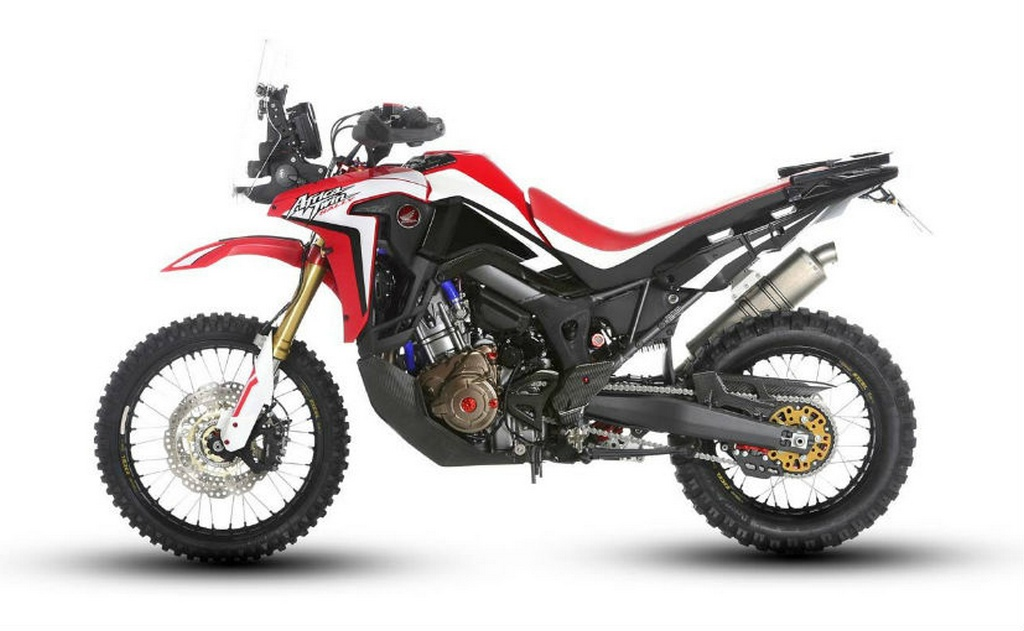 honda africa twin crf 1000l rally revealed. Black Bedroom Furniture Sets. Home Design Ideas