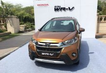 Honda WR-V Launched in India Price Engine Specs Features Review 10