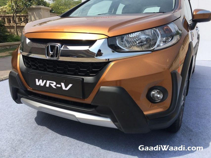 Honda WR-V Launched in India Price Engine Specs Features Review 11