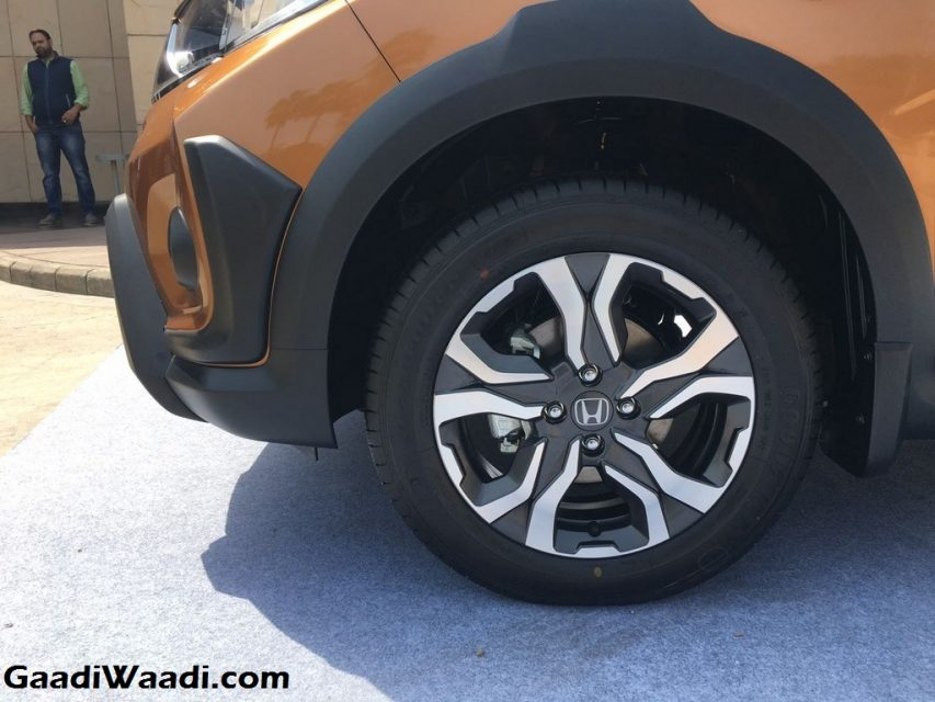 Honda WR-V Launched in India Price Engine Specs Features Review 6