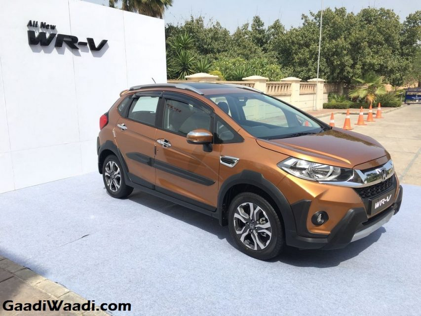 Honda WR-V Launched in India Price Engine Specs Features Review 7