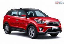 Hyundai Creta SX Plus Dual Tone Colour