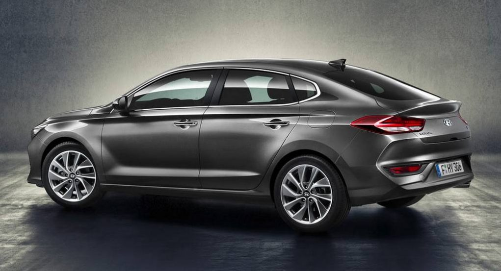 Hyundai i30 Fastback Launched