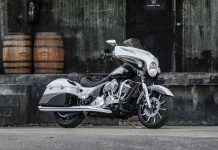 Indian Jack Daniel's Chieftain Special Edition