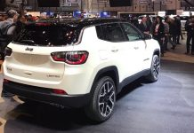 Jeep Compass SUV Makes European Debut at Geneva