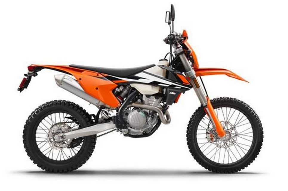 KTM two stroke fuel injected bikes