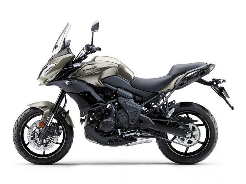 Kawasaki Versys 650 2017 India 1