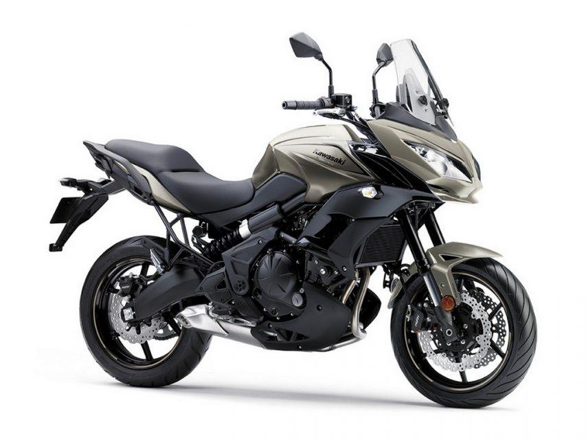 Kawasaki Versys 650 2017 India 2