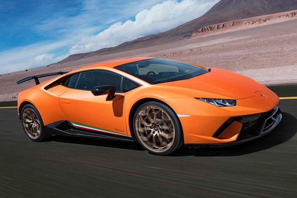 Lamborghini India Huracan Performante 1
