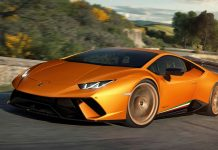 Lamborghini India Huracan Performante 2 (UAE Speeding Fine)