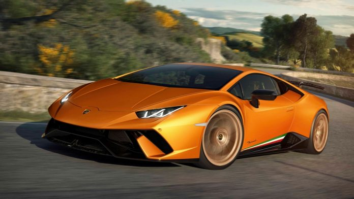 Lamborghini India Huracan Performante 2 (UAE Speeding Fine)