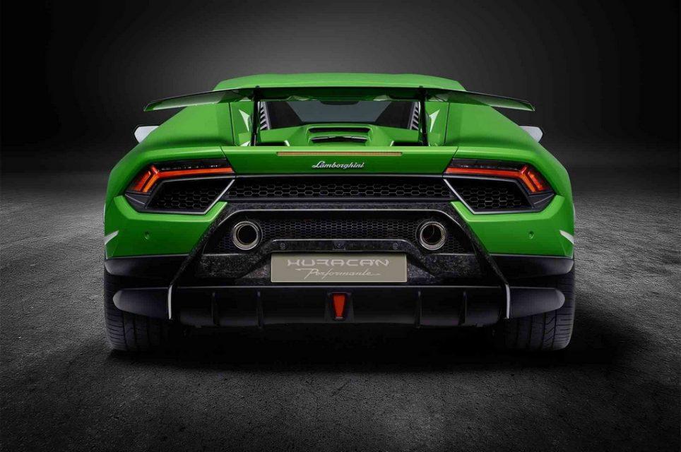 Lamborghini India Huracan Performante 3