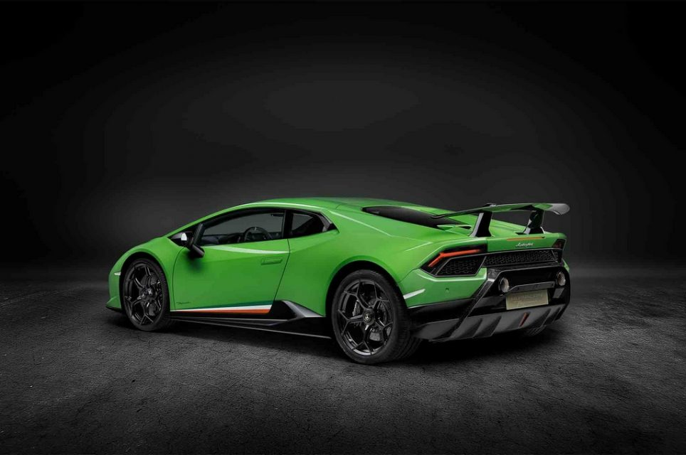 Lamborghini India Huracan Performante 4