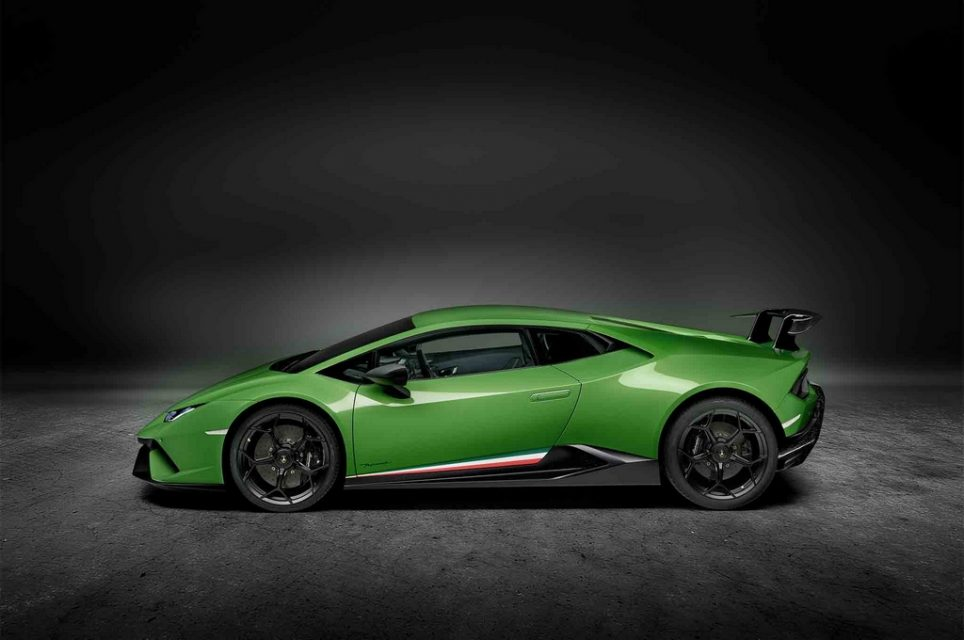 lamborghini huracan performante launched in india at rs crore. Black Bedroom Furniture Sets. Home Design Ideas