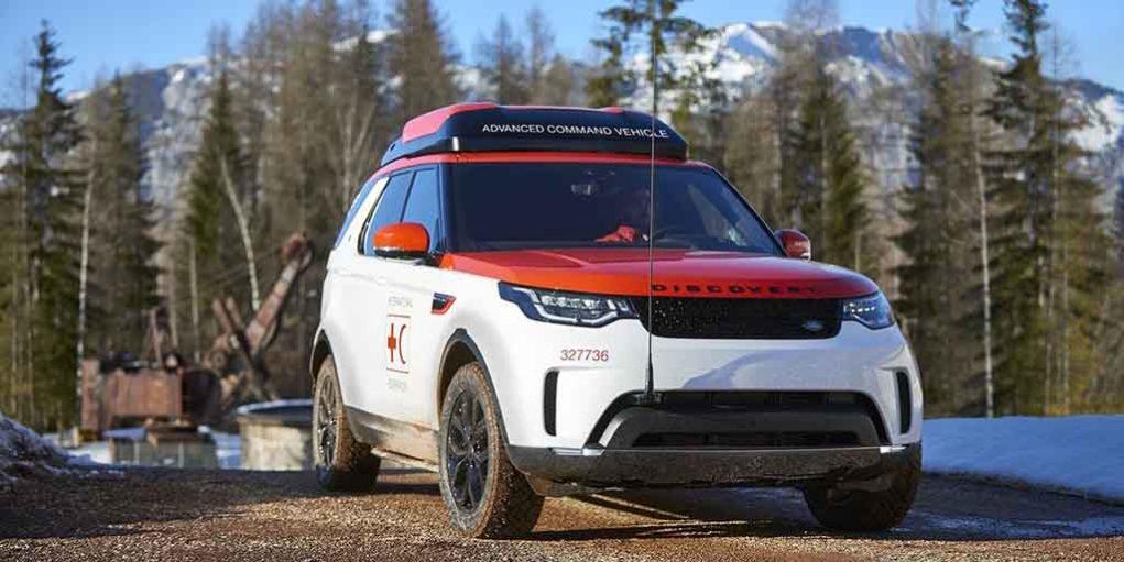 Discovery Rescue SUV