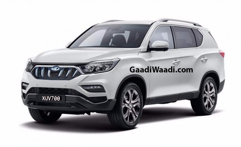 Mahindra XUV700 SUV India Launch Price Engine Specs