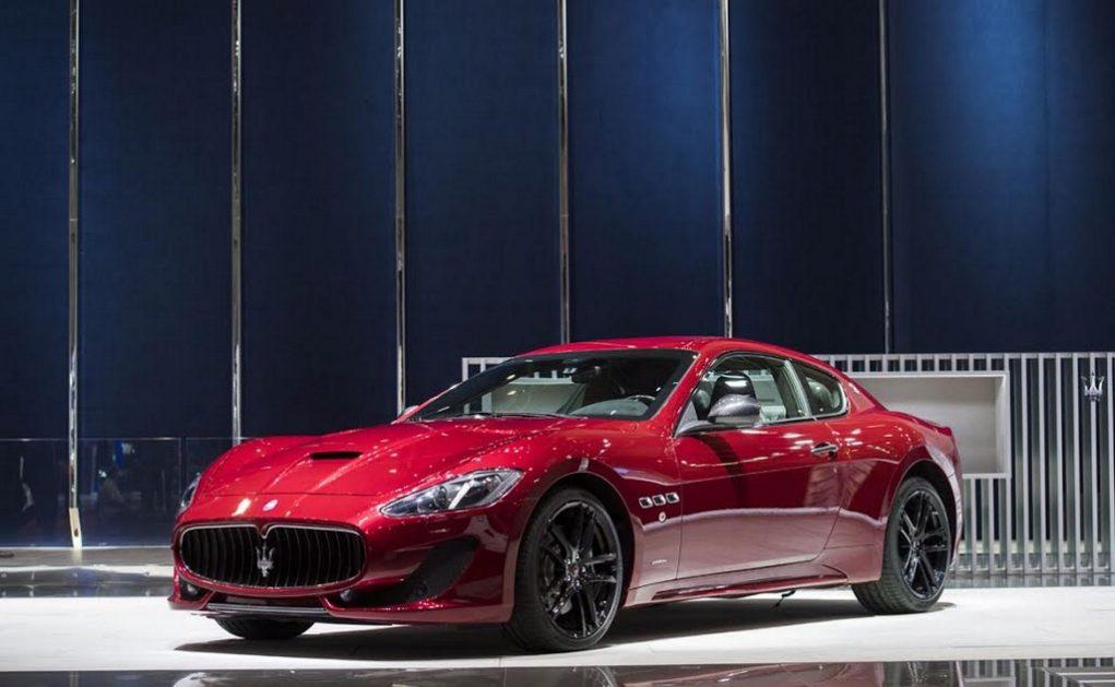 Maserati GranTurismo and GranCabrio Sport Special Editions 6