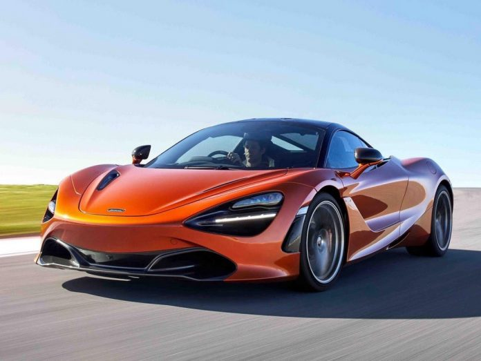 McLaren unveils 720S (McLaren 720S acceleration)