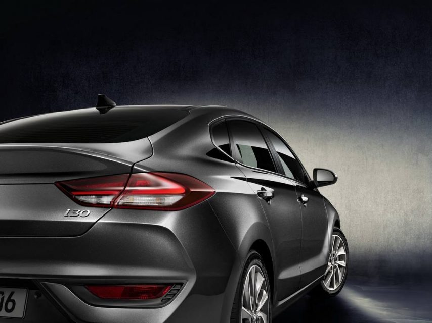 New Hyundai i30 Fastback Launched 4
