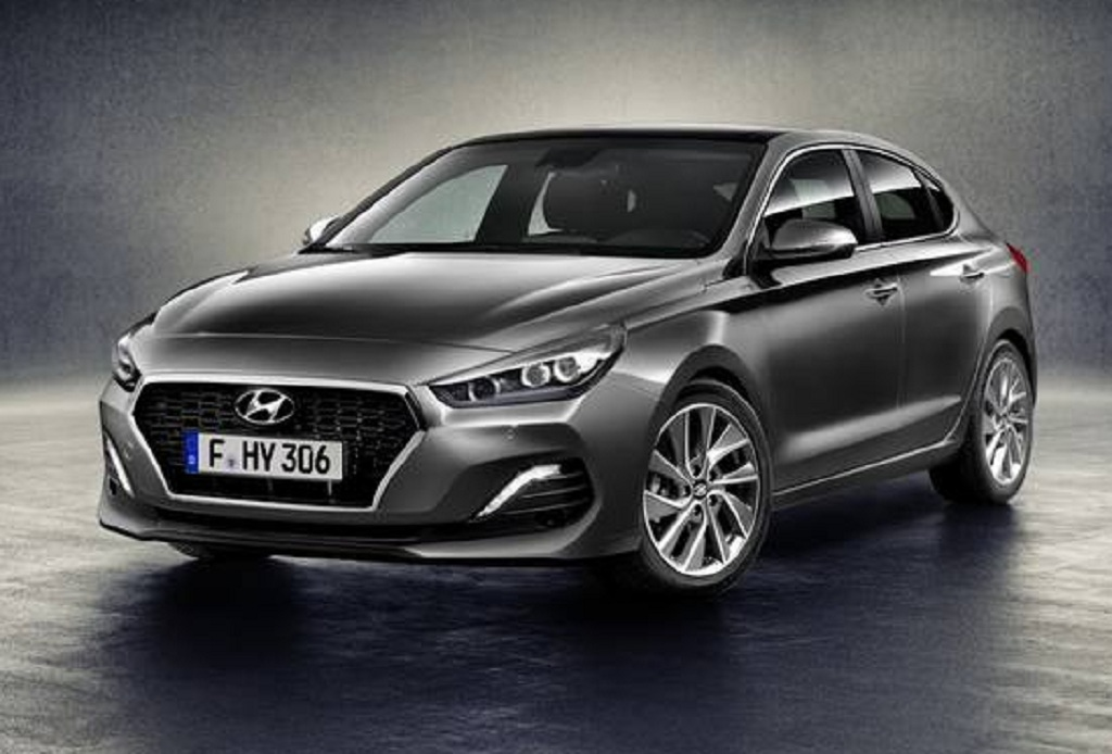 New Hyundai i30 Fastback Launched