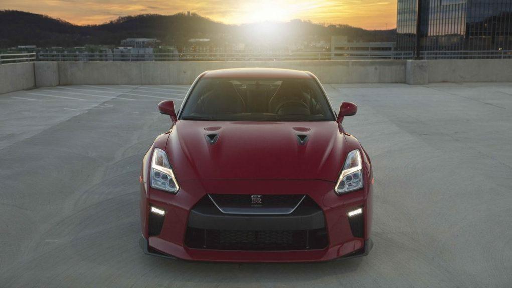 Nissan GT-R Track Edition 2017 1