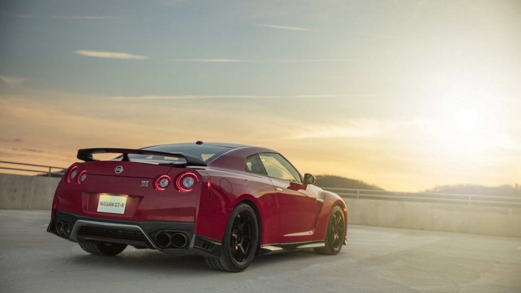 Nissan GT-R Track Edition 2017 5