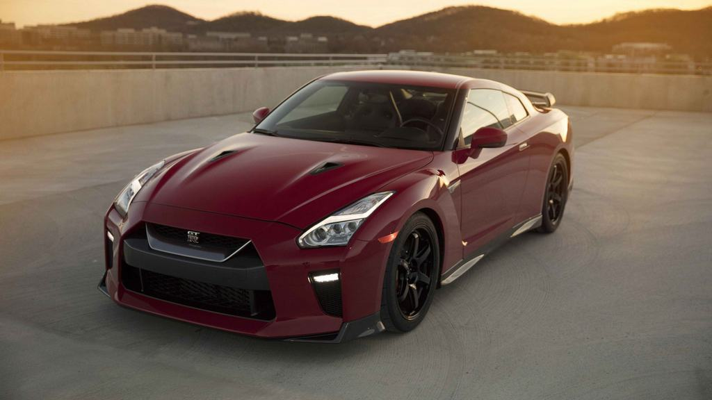 2017 Nissan GT-R Track Edition Revealed Ahead of NY Auto ...