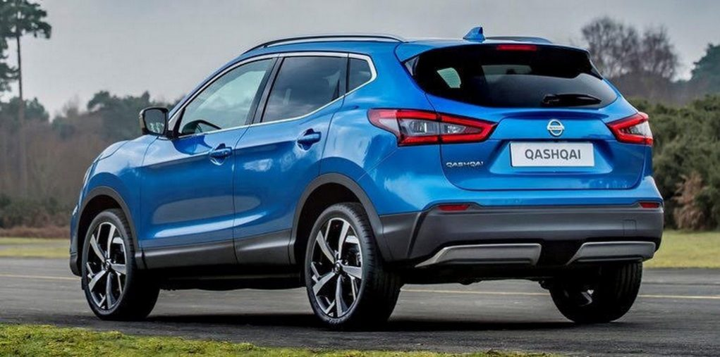 Nissan Launches Qashqai Facelift at Geneva 1
