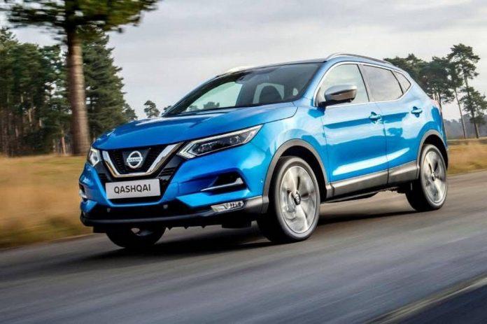Nissan Launches Qashqai Facelift at Geneva 2