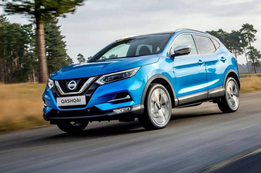Nissan Launches Qashqai Facelift at Geneva 2