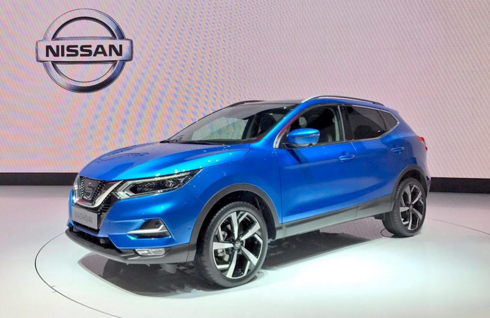 Nissan Launches Qashqai Facelift at Geneva 3