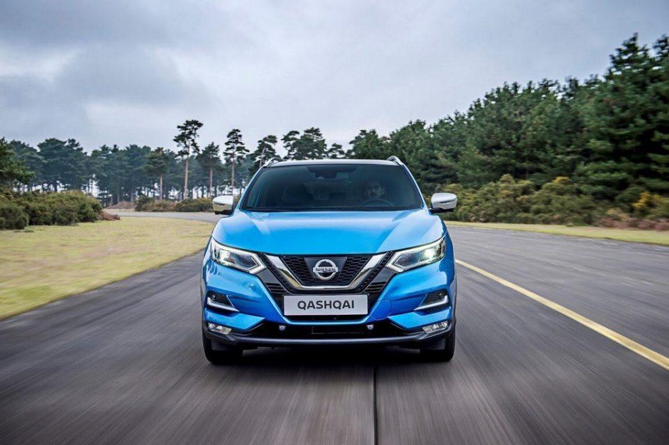 Nissan Launches Qashqai Facelift at Geneva 5