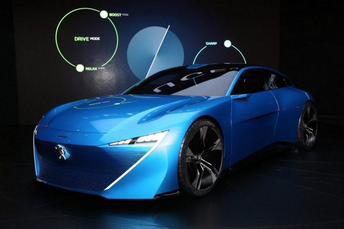 Peugeot Reveals Instinct Concept 1