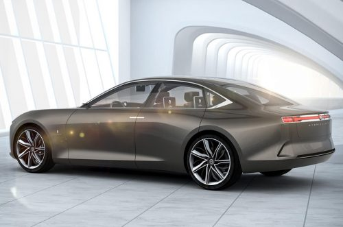 Pininfarina Reveals H600 Sedan Concept