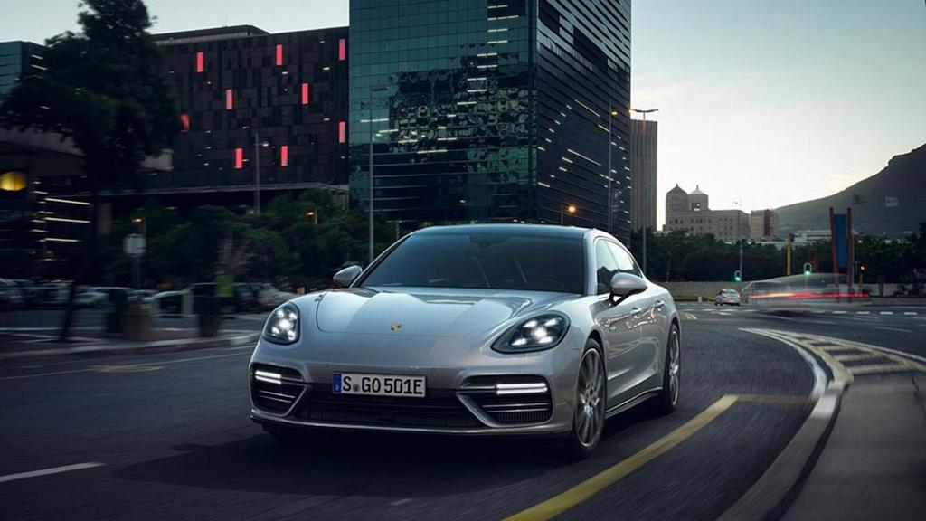 Porsche Panamera Turbo S-E Hybrid India