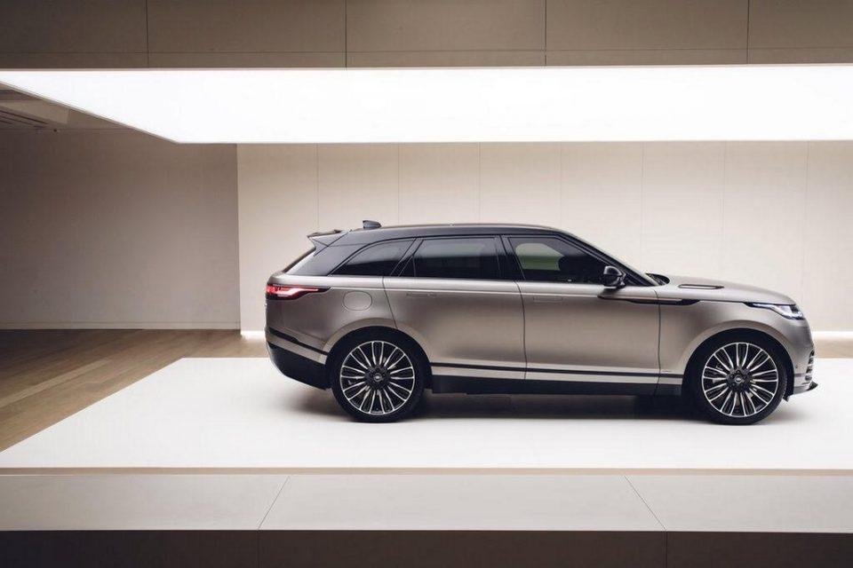 Range Rover Velar Geneva 2