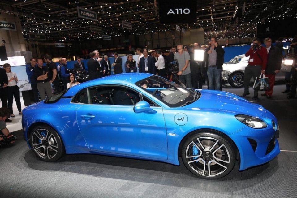 Renault Alpine A110 Sportscar